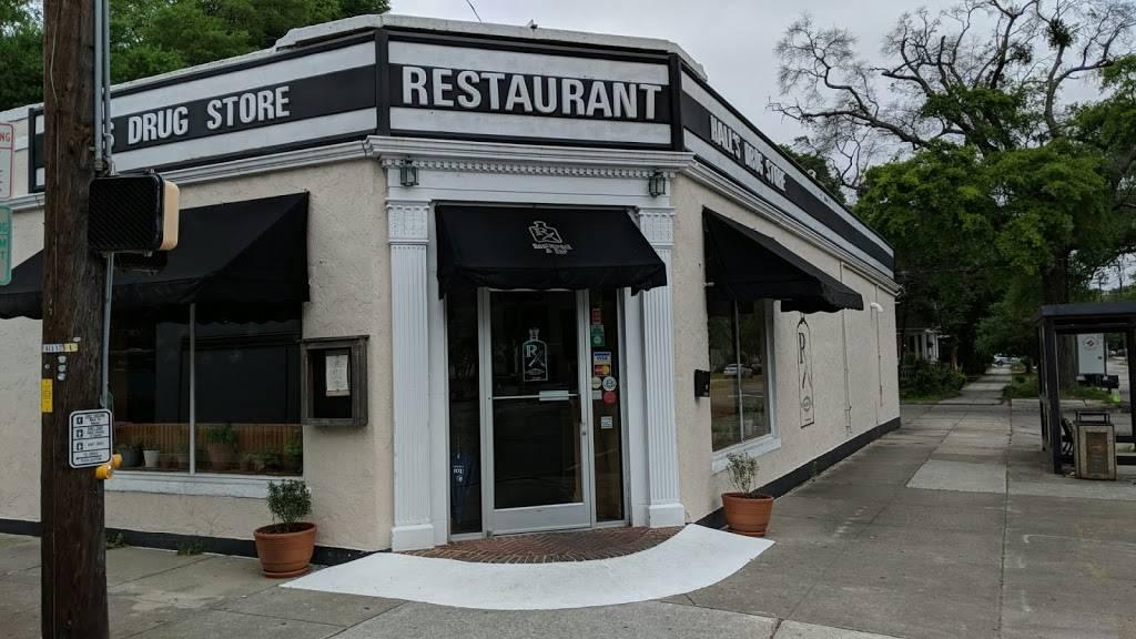 Rx Restaurant and Bar   restaurant   421 Castle St, Wilmington, NC 28401, USA   9103993080 OR +1 910-399-3080