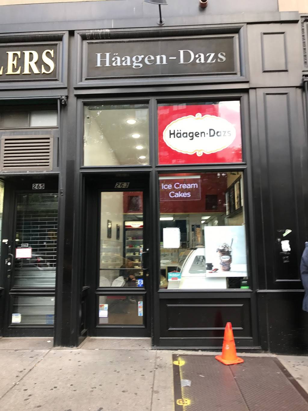 Haagen-Dazs | restaurant | 263 Amsterdam Ave, New York, NY 10023, USA | 2127877165 OR +1 212-787-7165
