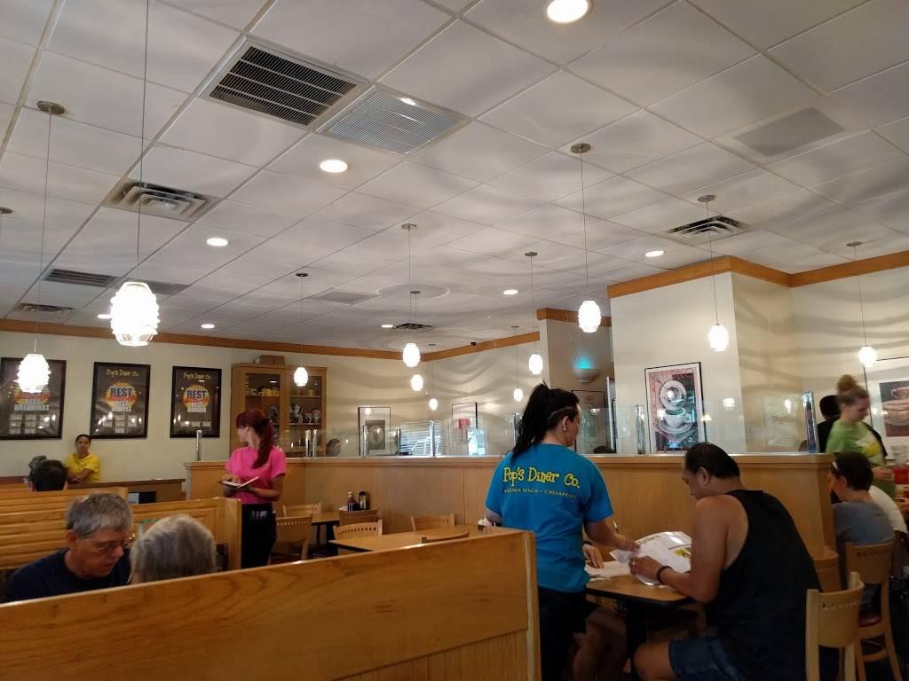 Pop S Diner Co Restaurant 2808 Sabre St Virginia Beach Va 23452 Usa