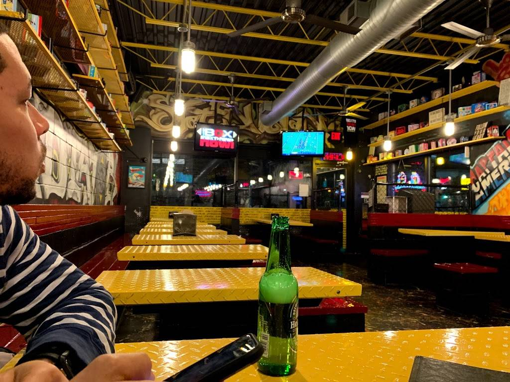 Lunchbox | restaurant | 1612 Forest Ave, Staten Island, NY 10302, USA | 7184482929 OR +1 718-448-2929