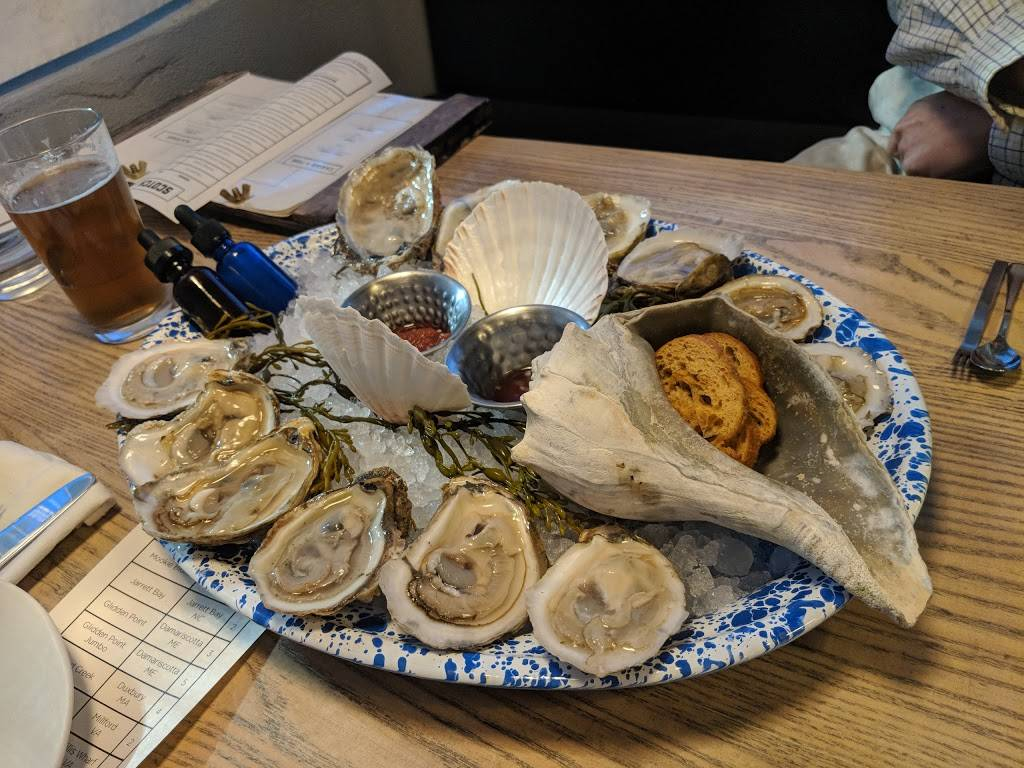 NICO | Oysters + Seafood | restaurant | 201 Coleman Blvd, Mt Pleasant, SC 29464, USA | 8433527969 OR +1 843-352-7969