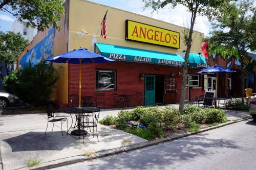Angelos Grill & Bar | meal delivery | 536 1st Ave N, St. Petersburg, FL 33701, USA | 7276239018 OR +1 727-623-9018