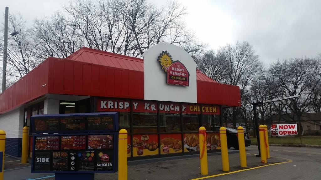 Krispy Krunchy Chicken   restaurant   2501 Avenue E, Birmingham, AL 35218, USA   2057039110 OR +1 205-703-9110