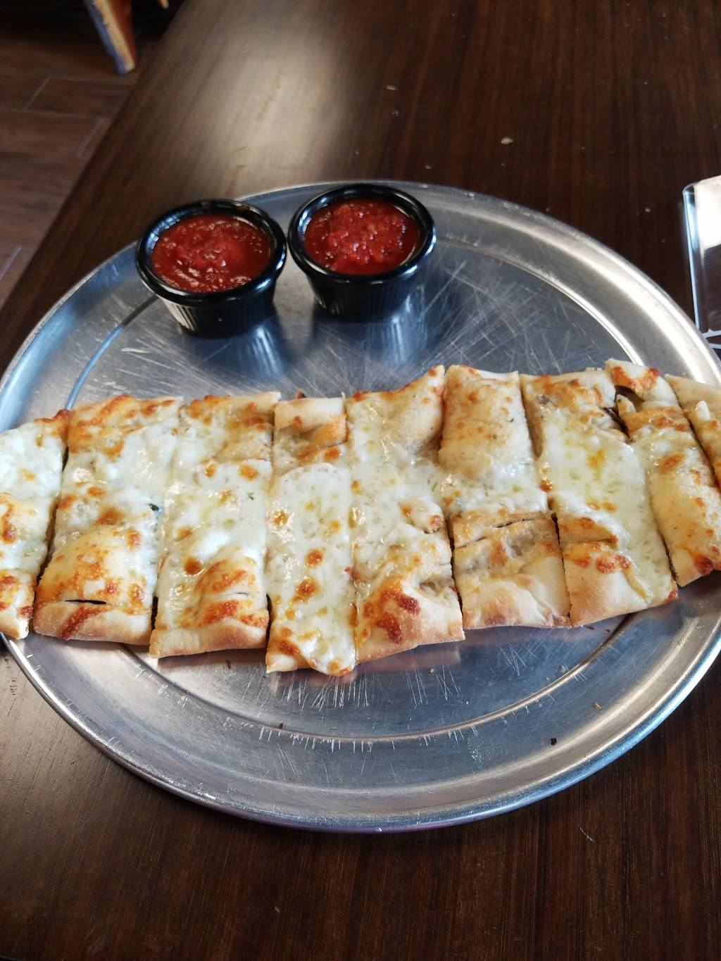 Pizza Here Brick Oven Pizza | restaurant | 609 Bradford Ave, Kemah, TX 77565, USA | 8328642853 OR +1 832-864-2853