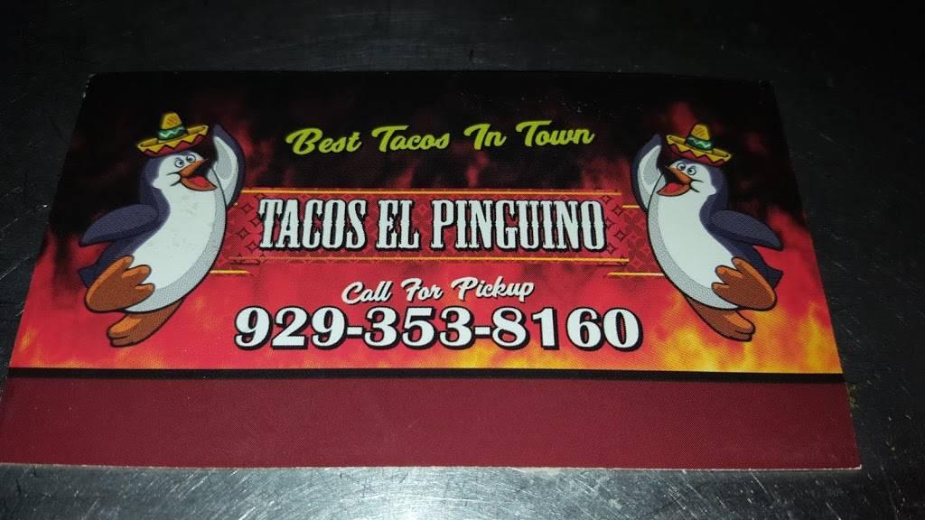 Tacos El Pinguino | restaurant | 181 Bay St, Staten Island, NY 10301, USA | 9293538160 OR +1 929-353-8160