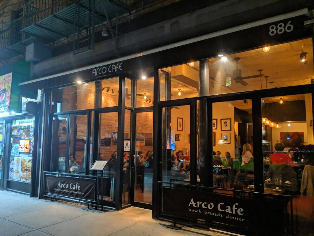 Arco Cafe | restaurant | 886 Amsterdam Ave, New York, NY 10025, USA | 6467819080 OR +1 646-781-9080