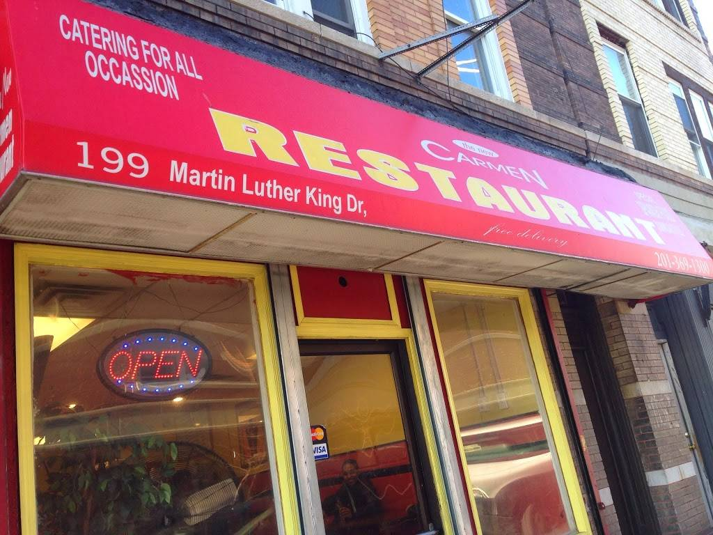 The New Carmen | restaurant | 199 Martin Luther King Dr, Jersey City, NJ 07305, USA | 2013691300 OR +1 201-369-1300