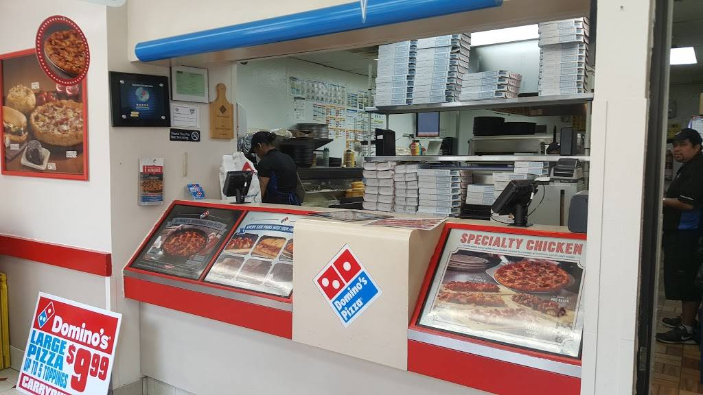 Dominos Pizza | meal delivery | 4797 Broadway, New York, NY 10034, USA | 2125678600 OR +1 212-567-8600