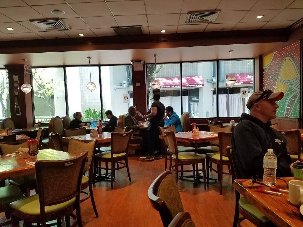 Park Plaza | restaurant | 220 Cadman Plaza W, Brooklyn, NY 11201, USA | 7185965900 OR +1 718-596-5900
