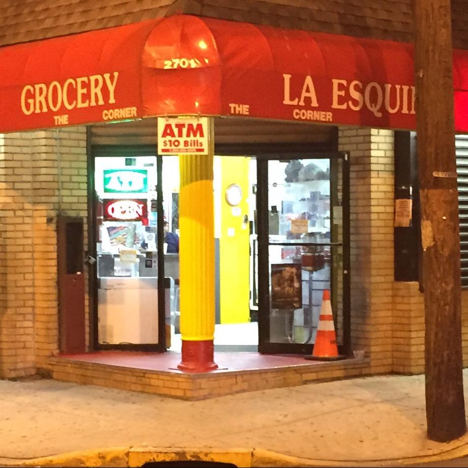 La Esquina | restaurant | 2701 Central Ave, Union City, NJ 07087, USA | 2017664080 OR +1 201-766-4080