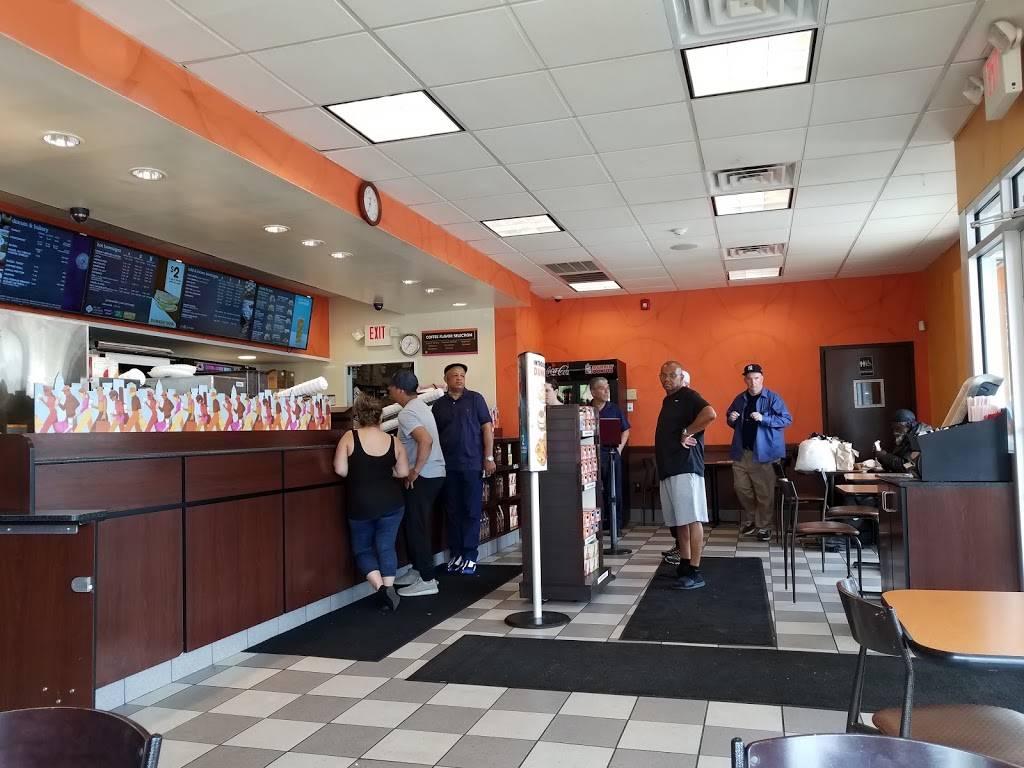 Dunkin Donuts | cafe | 2 Garfield Ave, Jersey City, NJ 07305, USA | 2012090320 OR +1 201-209-0320