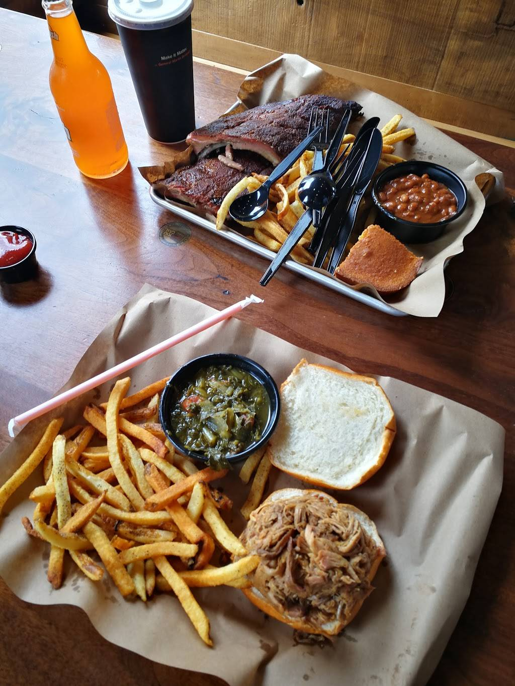 MISSION BBQ | restaurant | 6270 Columbia Crossing Cir, Columbia, MD 21045, USA | 4438326180 OR +1 443-832-6180