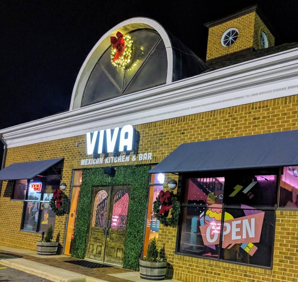 Viva Mexican Kitchen Restaurant 4112 Pleasant Valley Rd Raleigh Nc 27612 Usa