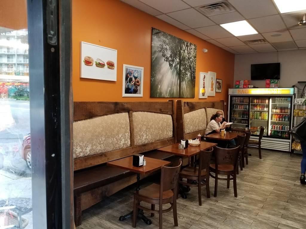 Bagel & More | restaurant | 1040 River Rd, Edgewater, NJ 07020, USA | 2018861112 OR +1 201-886-1112