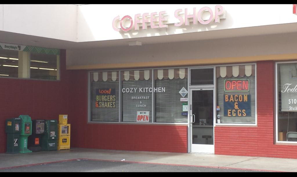 Cozy Kitchen | cafe | 14811 Washington Ave, San Leandro, CA 94578, USA | 5103523541 OR +1 510-352-3541