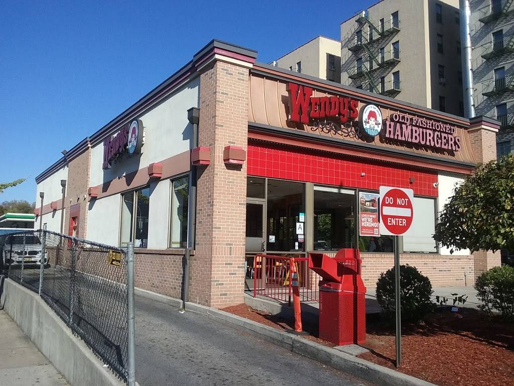 Wendys | restaurant | 4040 3rd Ave, Bronx, NY 10457, USA | 7182995603 OR +1 718-299-5603