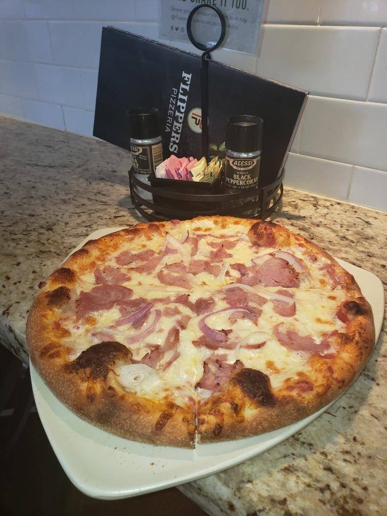 Flippers Pizzeria | meal delivery | 80 W Grant St, Orlando, FL 32806, USA | 4074255995 OR +1 407-425-5995
