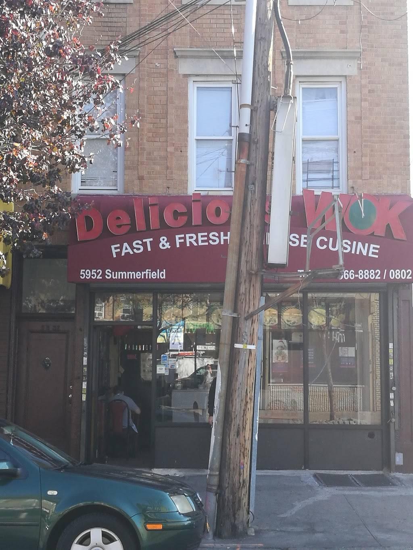 Delicious Wok   restaurant   5952 Summerfield St, Ridgewood, NY 11385, USA   7183668882 OR +1 718-366-8882