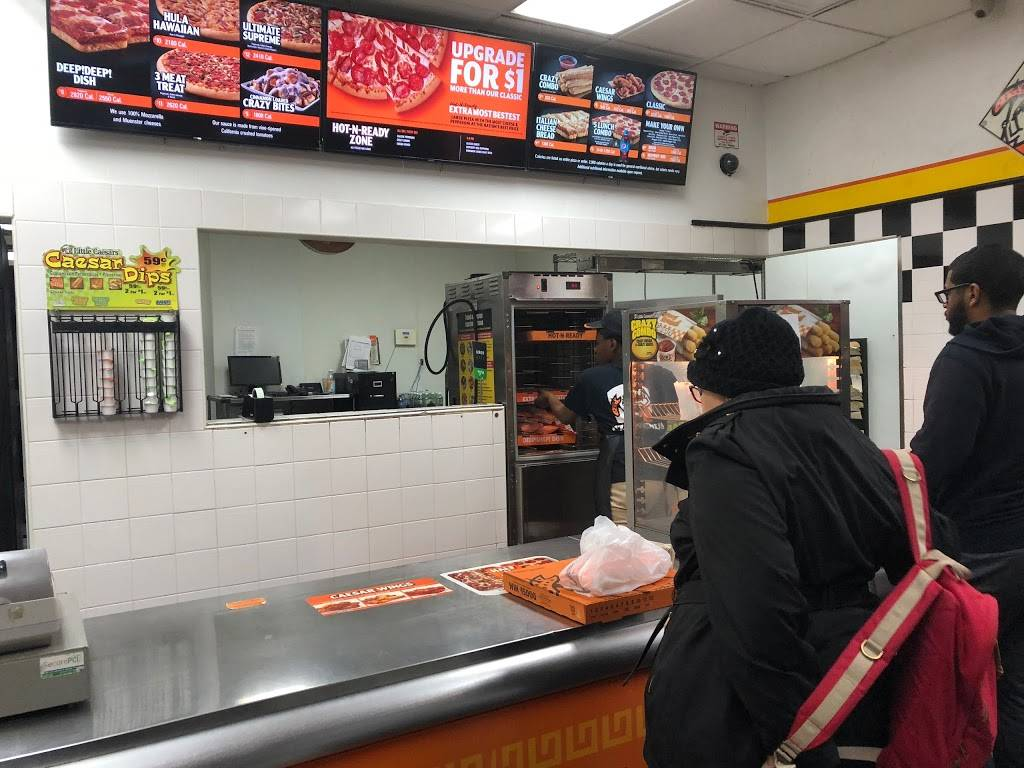 Little Caesars Pizza | meal takeaway | 623 E Tremont Ave, Bronx, NY 10457, USA | 3472715300 OR +1 347-271-5300