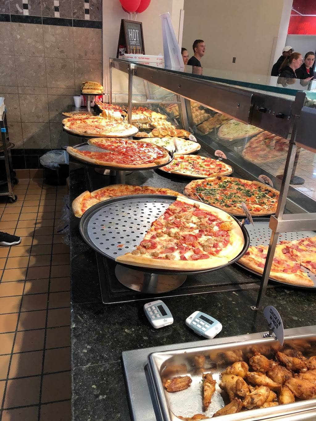 Sbarro   meal takeaway   300 Monticello Ave SUITE #305, Norfolk, VA 23510, USA   7575789765 OR +1 757-578-9765