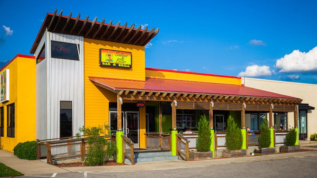 Salsa's Mexican Grill   restaurant   516 N McPherson Church Rd, Fayetteville, NC 28303, USA   9104915407 OR +1 910-491-5407