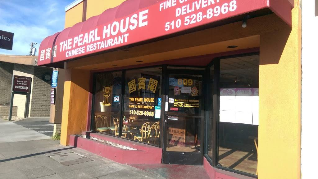 The Pearl House   restaurant   1602 809, CA-123, Albany, CA 94706, USA   5105288968 OR +1 510-528-8968