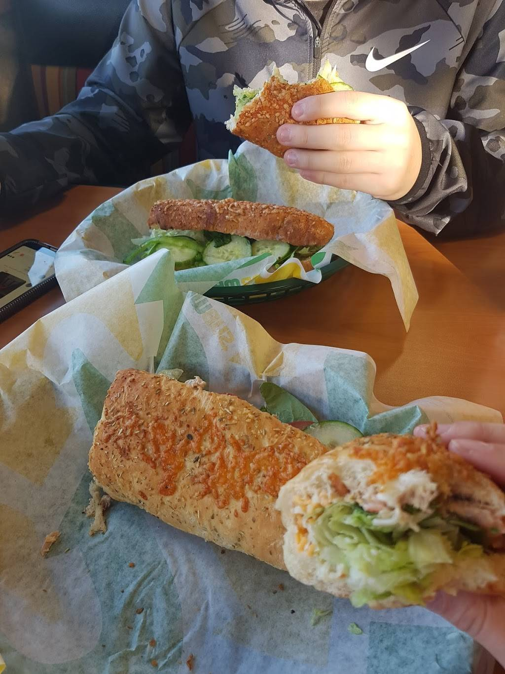 Subway | meal takeaway | 301 Water St S #3A, Cambridge, ON N1R 8N6, Canada | 5196221717 OR +1 519-622-1717