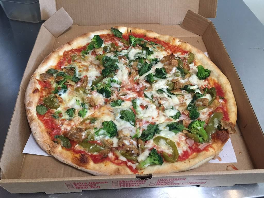 Broad St. Pizzeria and Restaurant   meal delivery   516 W Broad St, Bethlehem, PA 18018, USA   6108651077 OR +1 610-865-1077