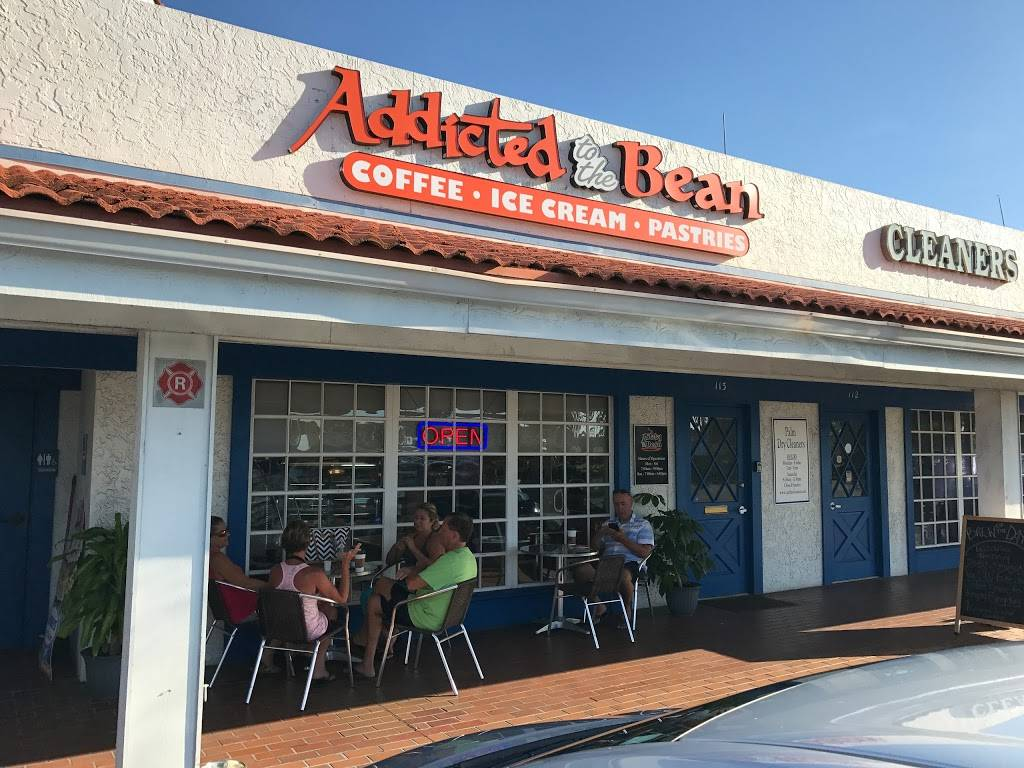 Addicted to the Bean | cafe | 5901 Sun Blvd #113, St. Petersburg, FL 33715, USA | 7272897691 OR +1 727-289-7691