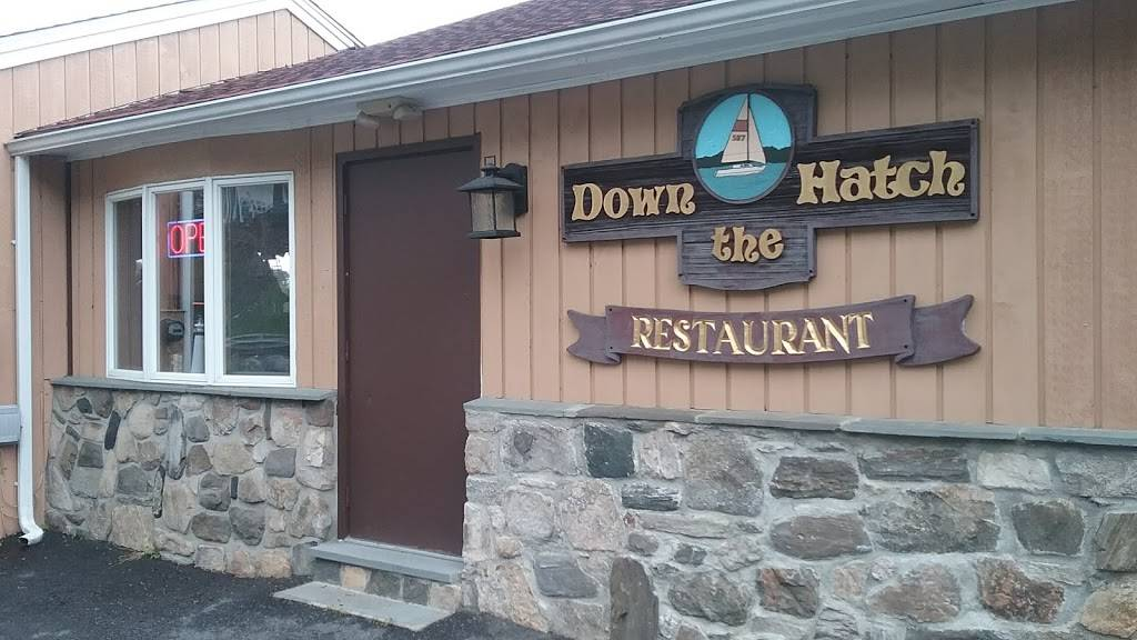 Down the Hatch | restaurant | 292 Candlewood Lake Rd, Brookfield, CT 06804, USA | 2037756635 OR +1 203-775-6635
