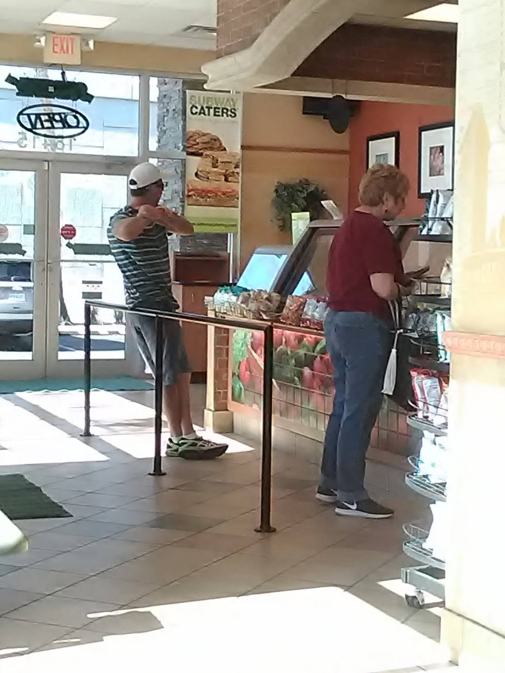 Subway Restaurants   restaurant   18419 US Highway 19 North, Unit B, Bellair Commons, Clearwater, FL 33764, USA   7275385380 OR +1 727-538-5380