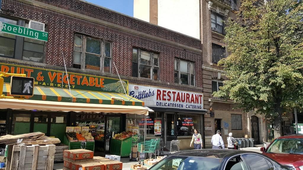 Gottliebs Restaurant   restaurant   6240, 352 Roebling St, Brooklyn, NY 11211, USA   7183846612 OR +1 718-384-6612