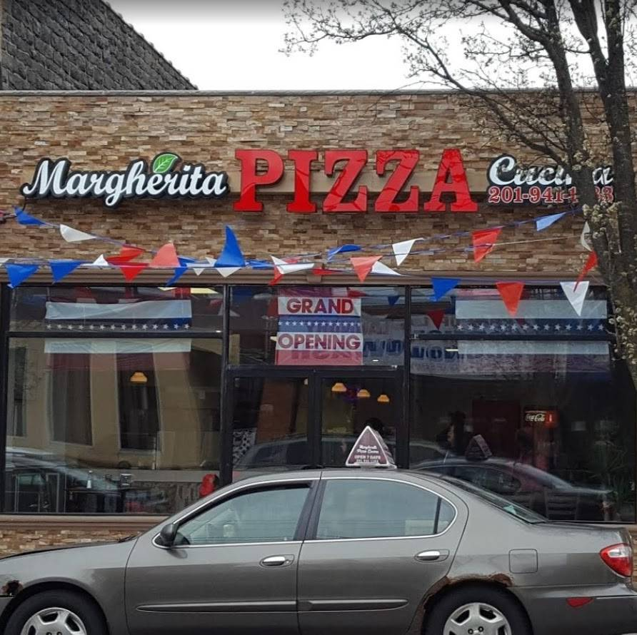 Margherita Pizza Cucina | restaurant | 311 Anderson Ave, Fairview, NJ 07022, USA | 2019411183 OR +1 201-941-1183