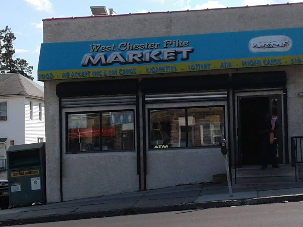 West Chester Pike Food Market | meal takeaway | 7350 West Chester Pike, Upper Darby, PA 19082, USA | 6103525616 OR +1 610-352-5616