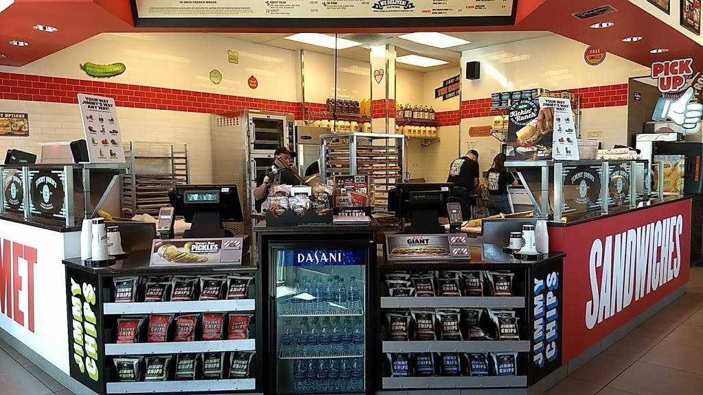 Jimmy Johns   meal delivery   9640 SE 82nd Ave Ste. B, Happy Valley, OR 97086, USA   5033537827 OR +1 503-353-7827