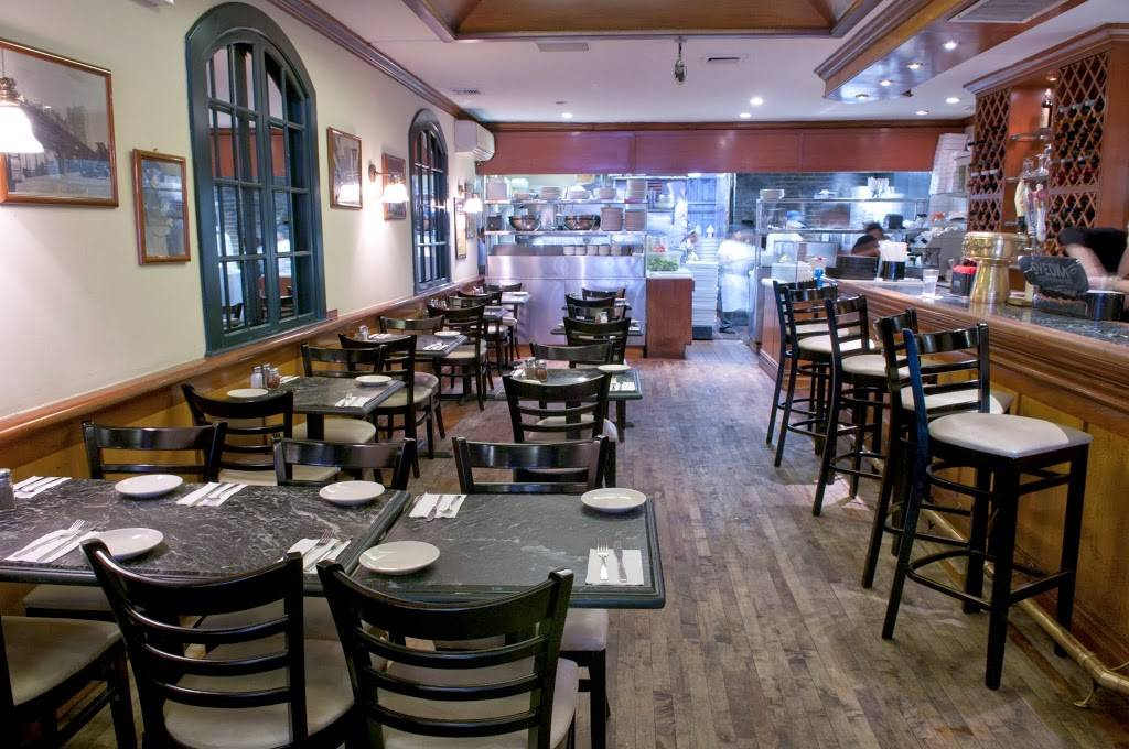 Angelos Coal Oven Pizzeria | restaurant | 117 W 57th St, New York, NY 10001, USA | 2123334333 OR +1 212-333-4333