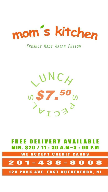 moms kitchen   restaurant   128 Park Ave, East Rutherford, NJ 07073, USA   2014388008 OR +1 201-438-8008