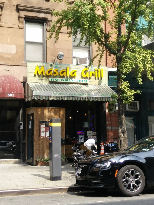 Masala Grill | meal takeaway | 501b Atlantic Ave, Brooklyn, NY 11217, USA | 7188759200 OR +1 718-875-9200