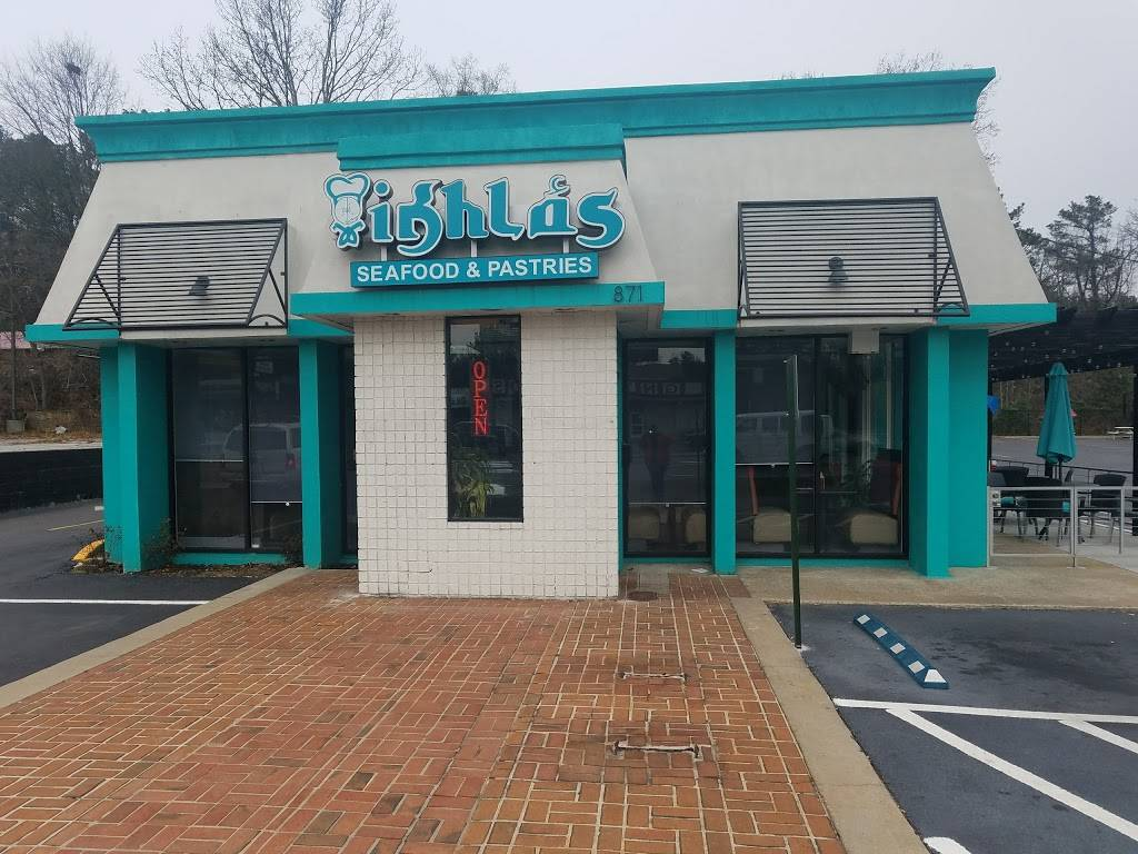 Ikhlas Seafoods and Pastries   restaurant   871 Cleveland Ave, East Point, GA 30344, USA   4047662808 OR +1 404-766-2808