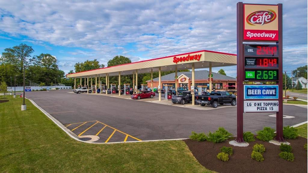 Speedy Café | restaurant | 400 Hansen Ave, Butler, PA 16045, USA | 7242822311 OR +1 724-282-2311