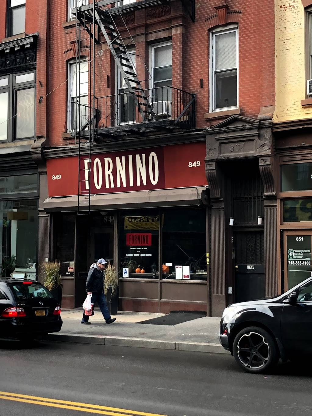 Fornino | restaurant | 849 Manhattan Ave, Brooklyn, NY 11222, USA | 7183895300 OR +1 718-389-5300