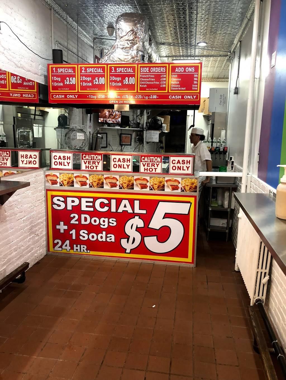Friendlys Hot Dogs | restaurant | 695 10th Ave, New York, NY 10036, USA