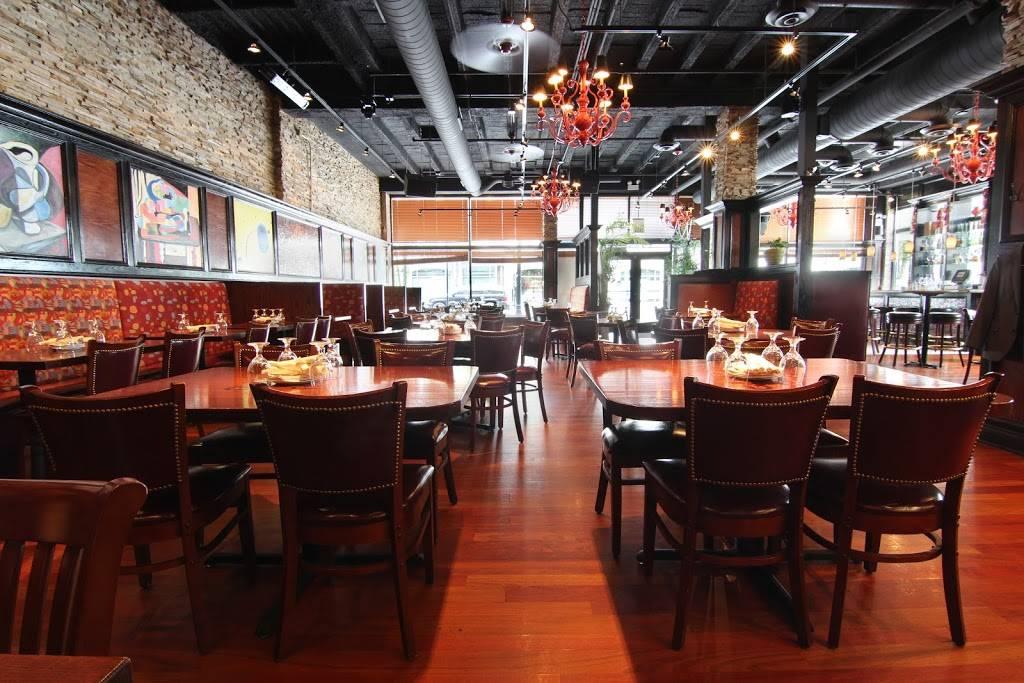 La Taberna Tapas on Halsted | restaurant | 1301 S Halsted St, Chicago, IL 60607, USA | 3122439980 OR +1 312-243-9980