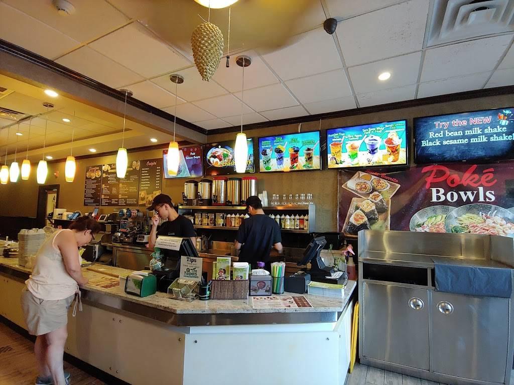 Q Tea Tapas | cafe | 242 Main St, Fort Lee, NJ 07024, USA | 2013638833 OR +1 201-363-8833