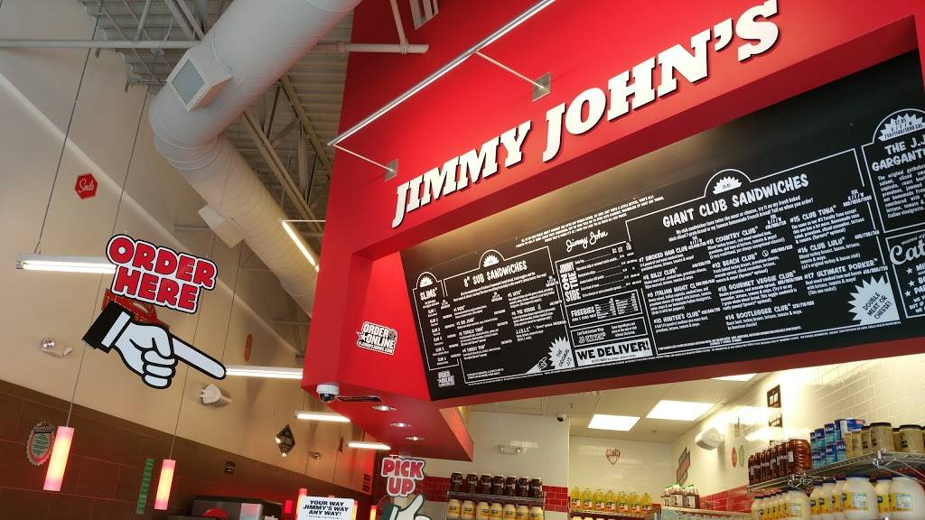 Jimmy Johns | meal delivery | 13905 Midlothian Turnpike, Midlothian, VA 23114, USA | 8043795400 OR +1 804-379-5400