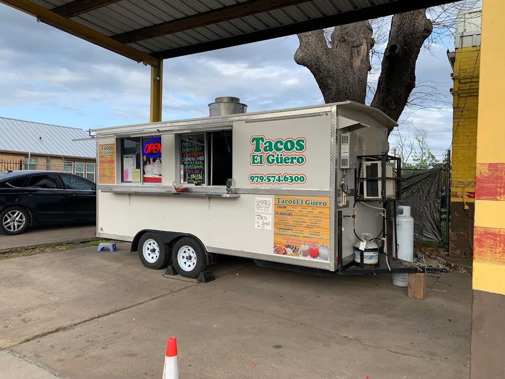 Tacos El Güero   restaurant   601 N Texas Ave, Bryan, TX 77803, USA