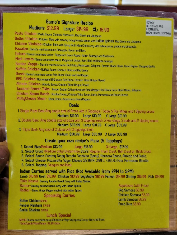 Gamos Pizza | restaurant | 30 US-19 N, Camilla, GA 31730, USA | 2293303353 OR +1 229-330-3353