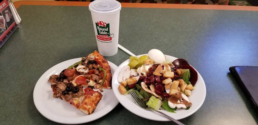 Round Table Pizza Meal Delivery 7841 Amador Valley Blvd Dublin Ca 94568 Usa
