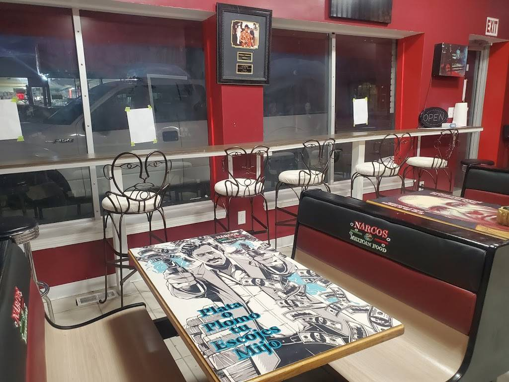 Narcos Mexican Food   restaurant   4604 E 10th St, Indianapolis, IN 46201, USA   3174999995 OR +1 317-499-9995