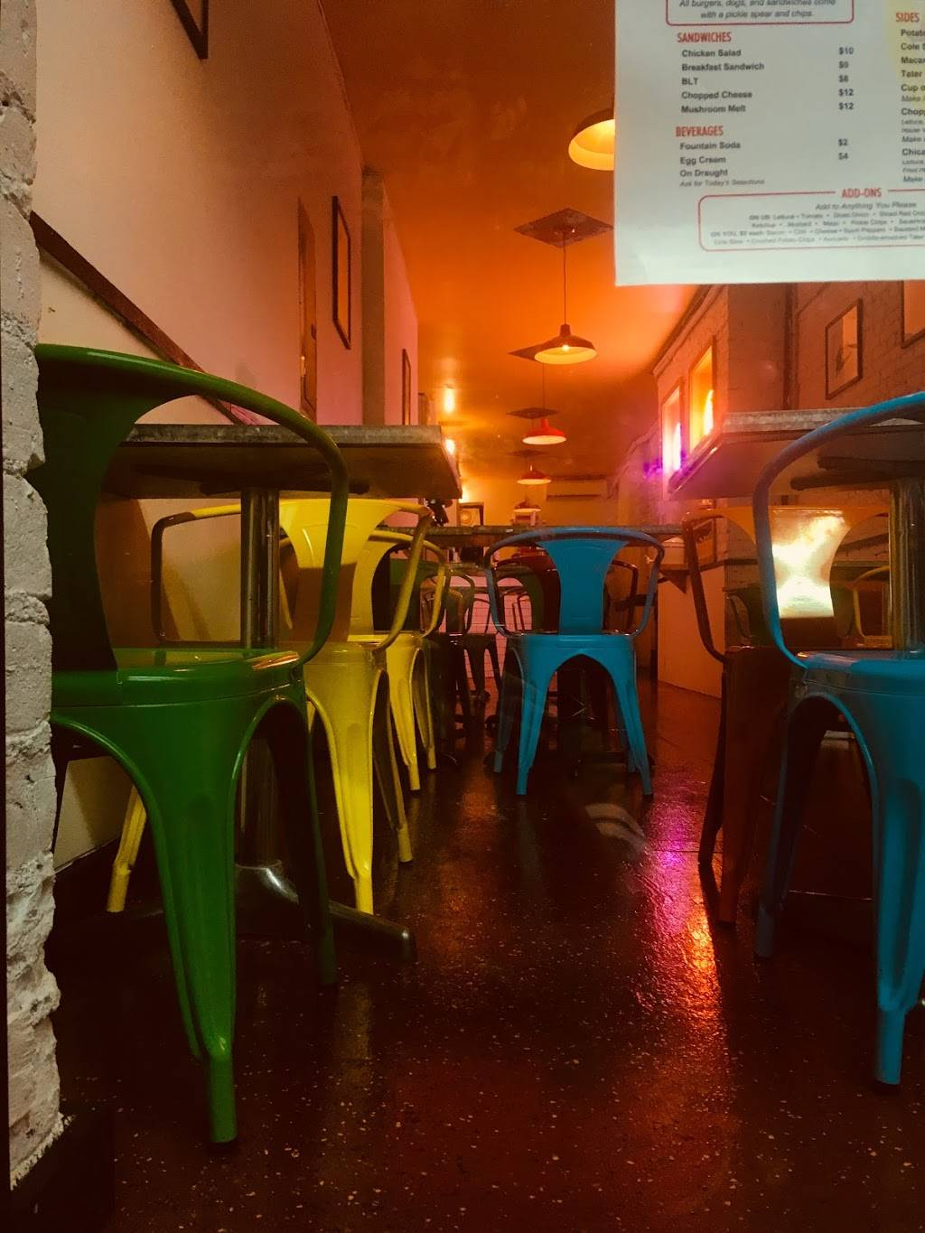 Rips Malt Shop | restaurant | 10 Clermont Ave, Brooklyn, NY 11205, USA | 3476899009 OR +1 347-689-9009